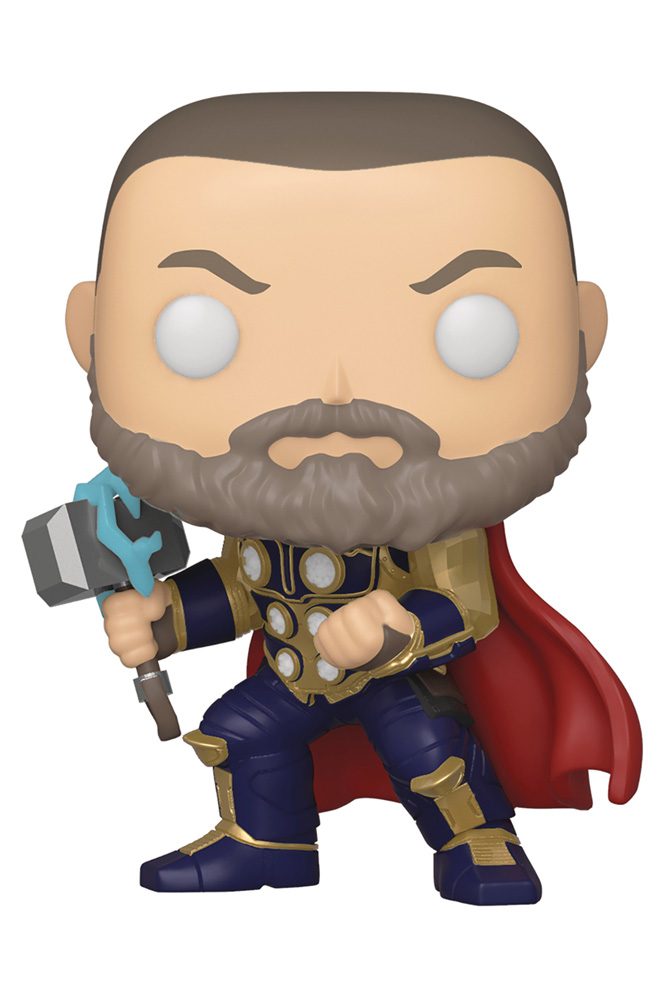 Image: Pop! Games Vinyl Figure: Avengers Game - Thor  (Stark Tech Suit) - Funko