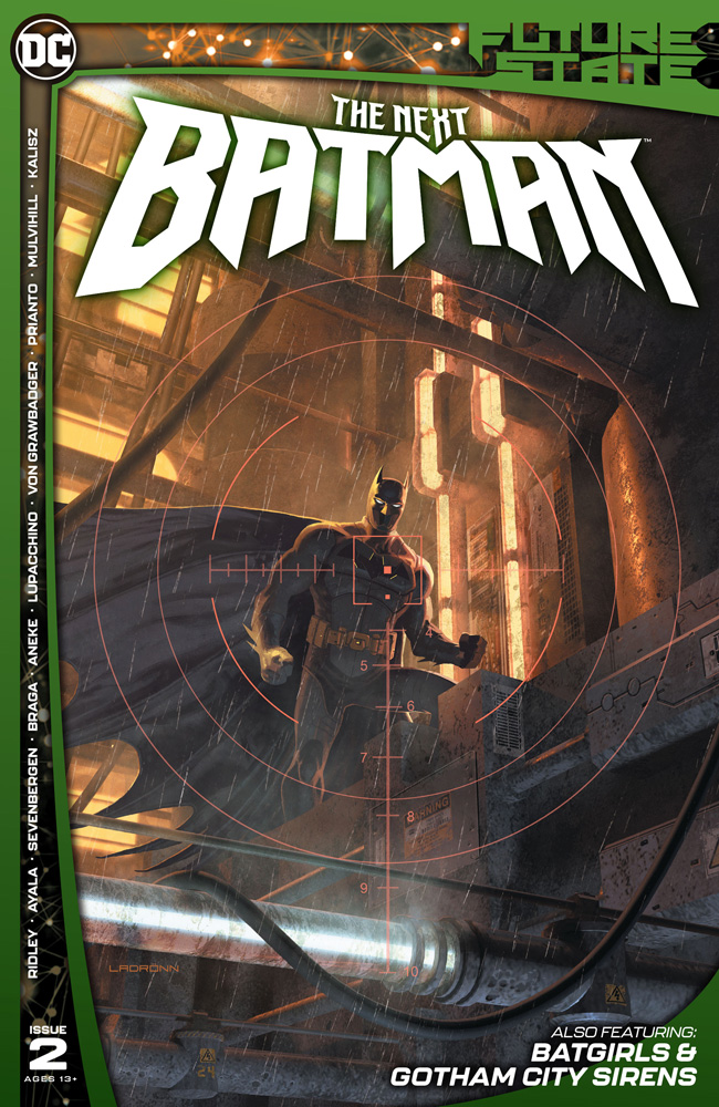 Image: Future State: The Next Batman #2  [2021] - DC Comics