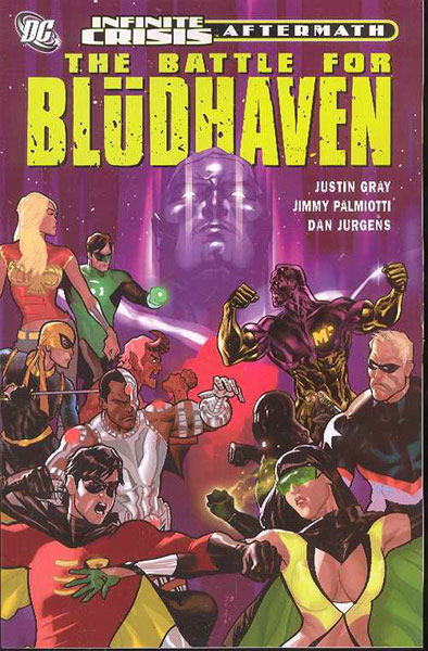 Image: Crisis Aftermath: The Battle for Blüdhaven SC  - DC Comics