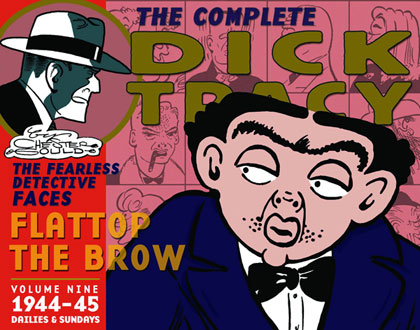 Image: Complete Chester Gould's Dick Tracy Vol. 09: 1944-1945 HC  - IDW Publishing