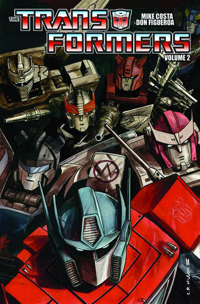 Image: Transformers  (Ongoing) Vol. 02: International Incident SC - IDW Publishing