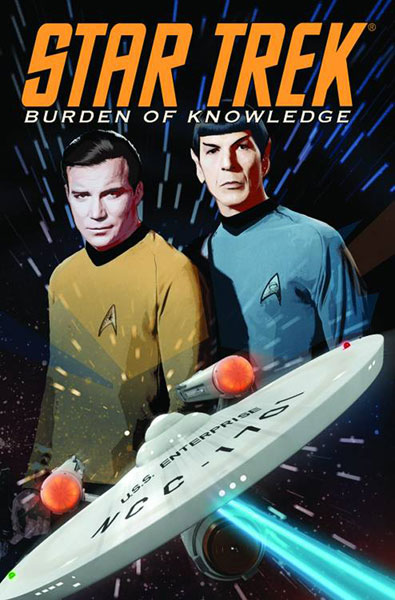 Image: Star Trek: Burden of Knowledge SC  - IDW Publishing