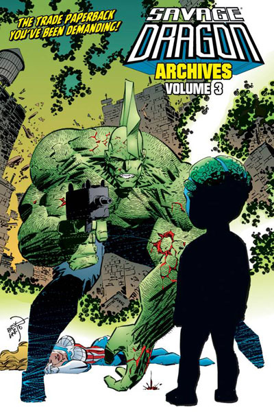 Image: Savage Dragon Archives Vol. 03 SC  - Image Comics