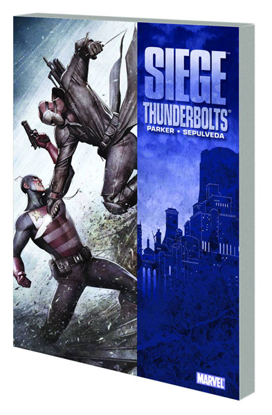 Image: Siege: Thunderbolts SC  - Marvel Comics