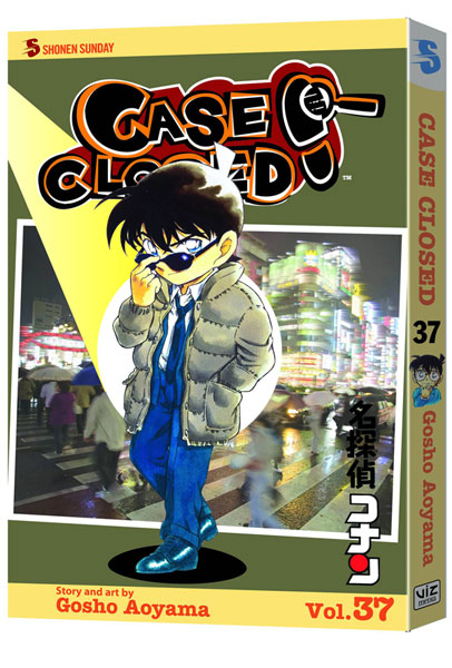 Image: Case Closed Vol. 37 SC  - Viz Media LLC
