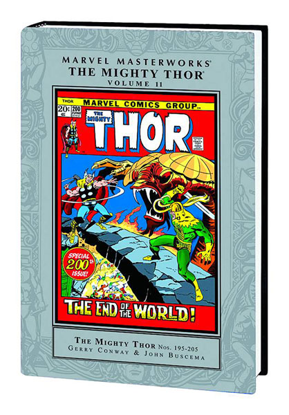 Image: Marvel Masterworks: Mighty Thor Vol. 11 HC  - Marvel Comics