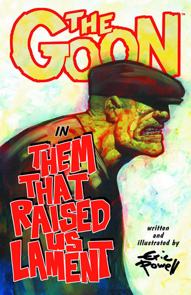 Image: Goon: Them That Raised Us Lament SC  - Dark Horse Comics