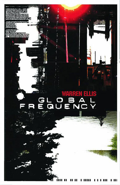 Image: Global Frequency SC  - DC Comics