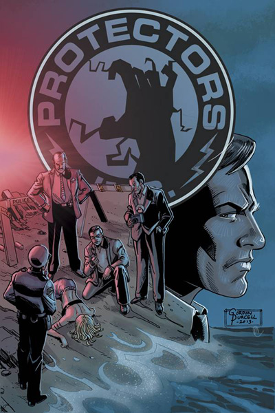 Image: Protectors, Inc #2 (cover A - Purcell & Atiyeh) - Image Comics