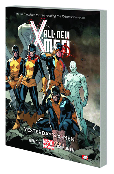 Image: All-New X-Men Vol. 01: Yesterday's X-Men SC  - Marvel Comics