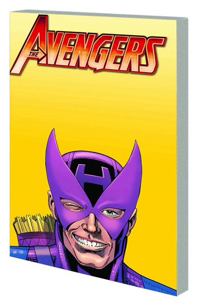 Image: Avengers: West Coast Avengers - Sins of Past SC  - Marvel Comics