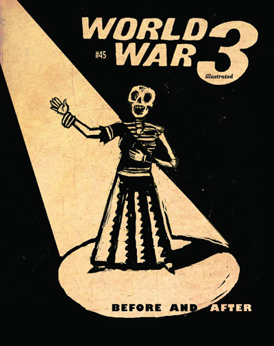 Image: World War 3 Illustrated: Before and After SC #45 - Top Shelf Productions