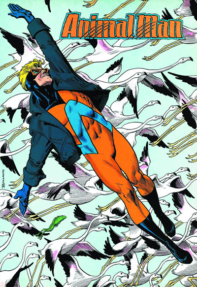 Image: Animal Man Vol. 07: Red Plague SC  - DC Comics - Vertigo