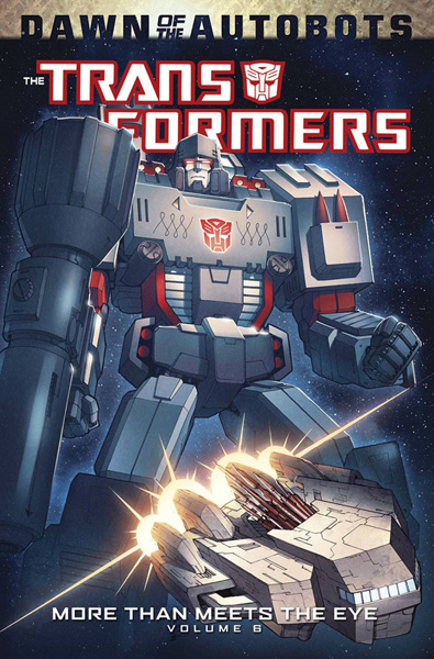 Image: Transformers: More Than Meets the Eye Vol. 06 SC  - IDW Publishing