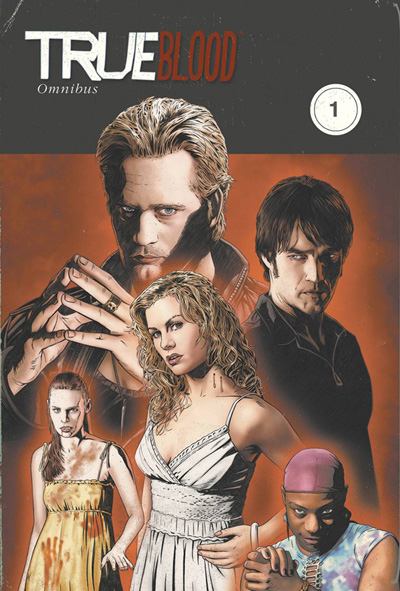 Image: True Blood Omnibus Vol. 01 SC  - IDW Publishing