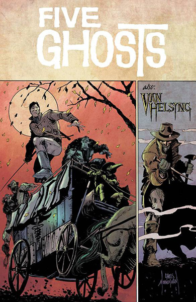 Image: Five Ghosts #15 - Image Comics