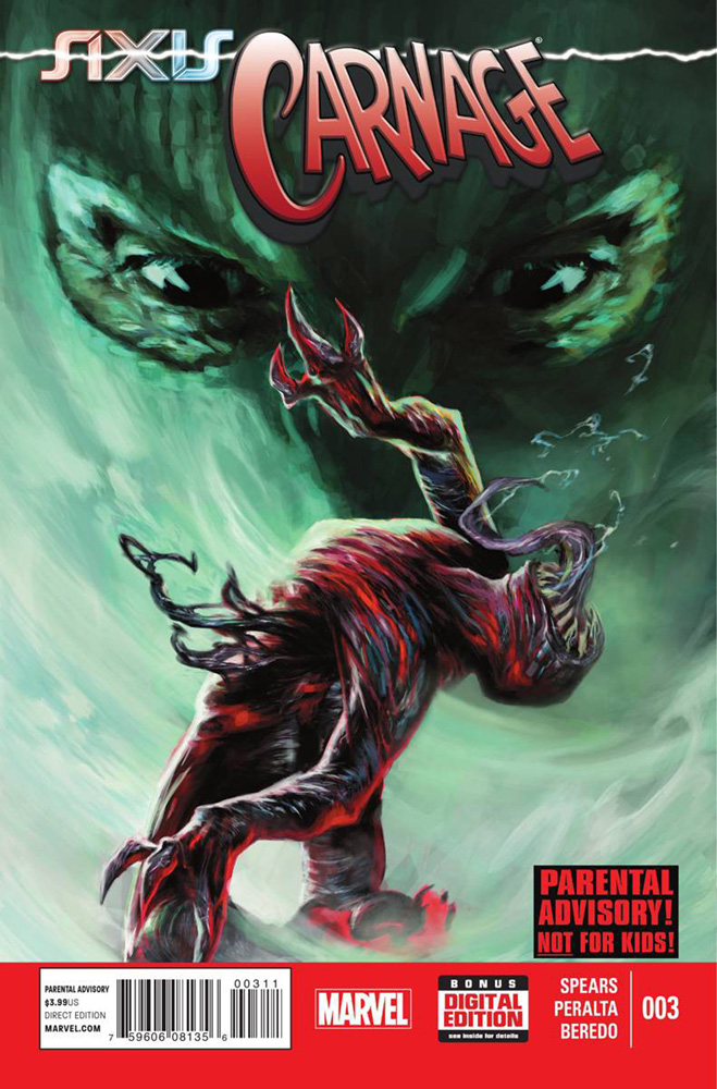 Image: Axis: Carnage #3 - Marvel Comics
