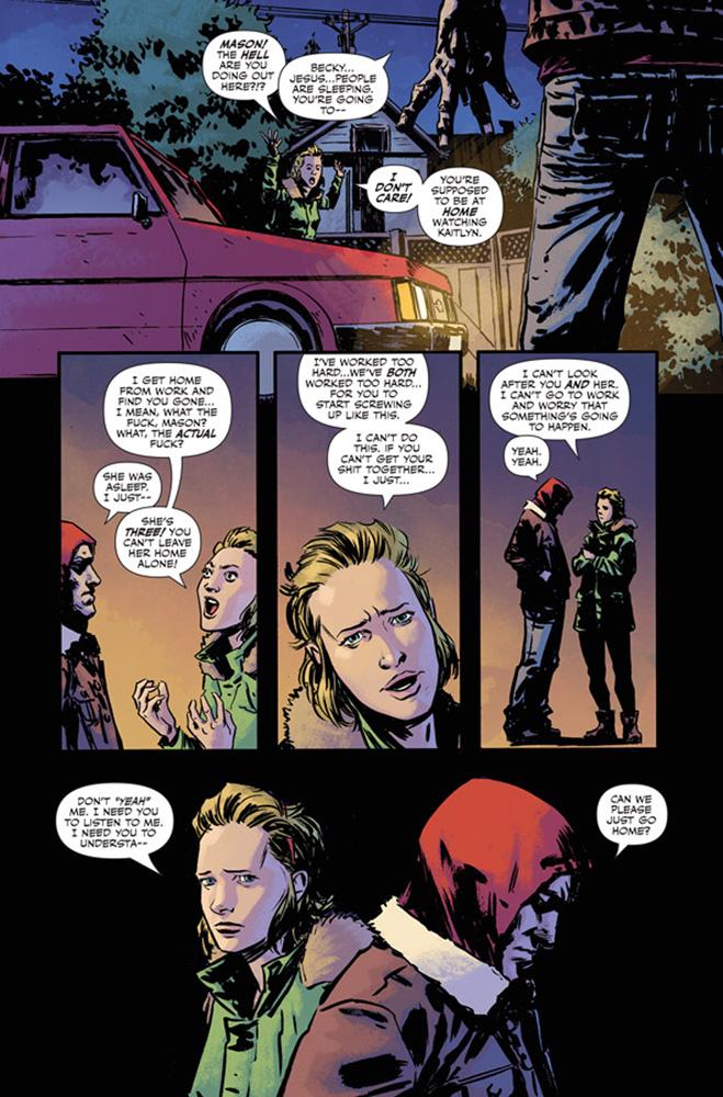 Violent #1 - Image Comics