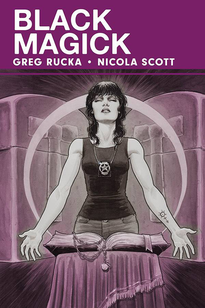 Image: Black Magick #3 (cover A - Scott) - Image Comics