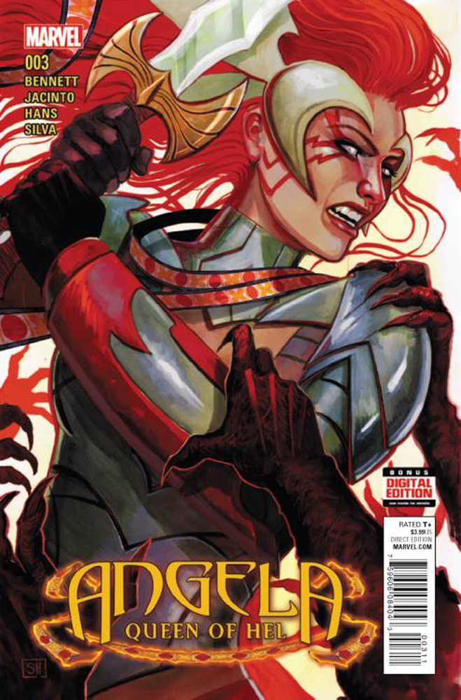 Image: Angela: Queen of Hel #3 - Marvel Comics