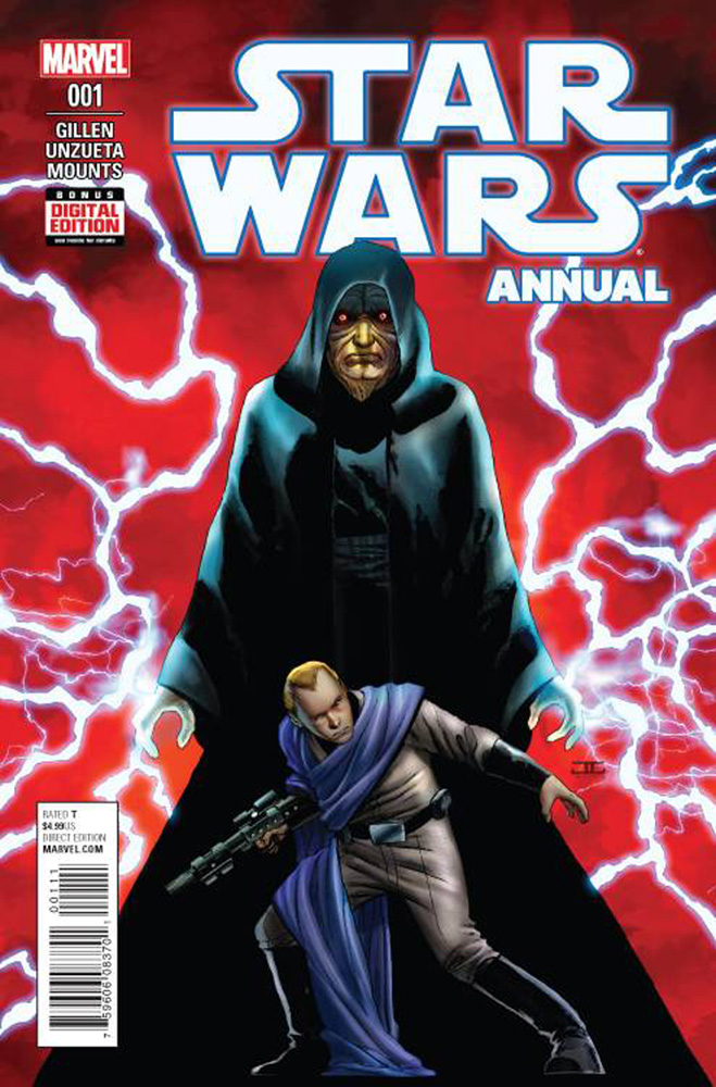 Image: Star Wars Annual #1 - Marvel Comics