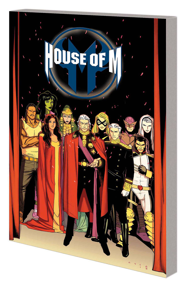 Image: House of M: Warzones! SC  - Marvel Comics