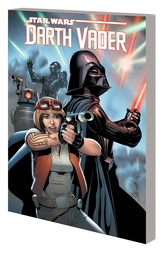 Image: Star Wars: Darth Vader Vol. 02 - Shadows and Secrets SC  - Marvel Comics