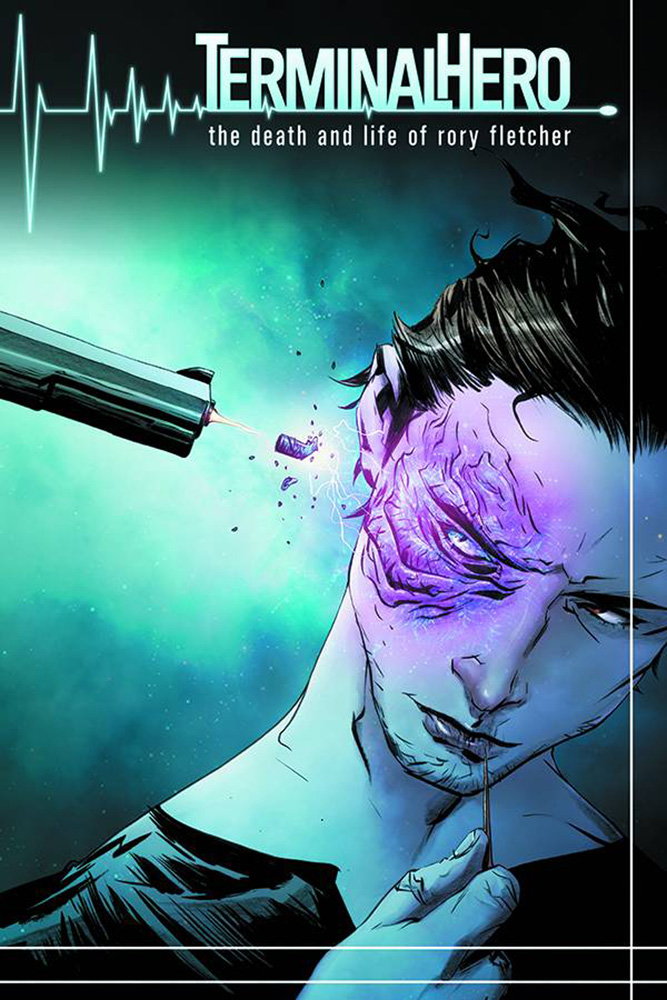 Image: Terminal Hero Vol. 01: The Death and Life of Rory Fletcher SC  - Dynamite
