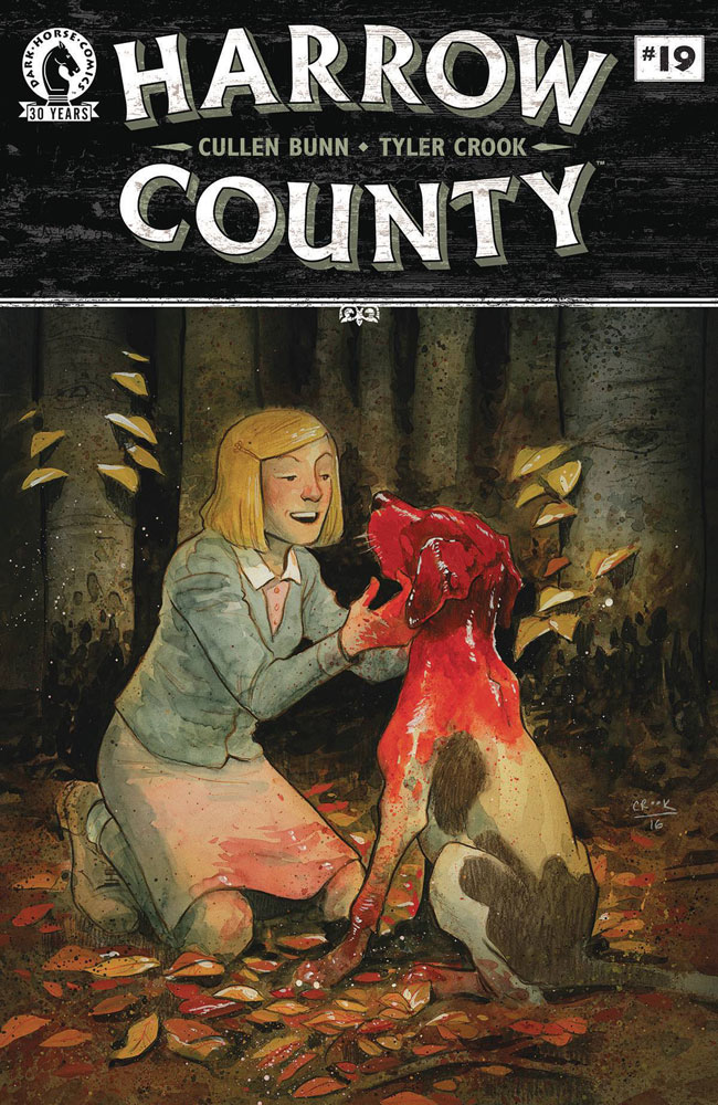 Image: Harrow County #19  [2016] - Dark Horse Comics