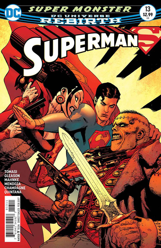 Image: Superman #13  [2016] - DC Comics