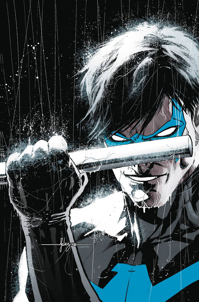 Image: Nightwing Vol. 01: Better Than Batman  (Rebirth) SC - DC Comics