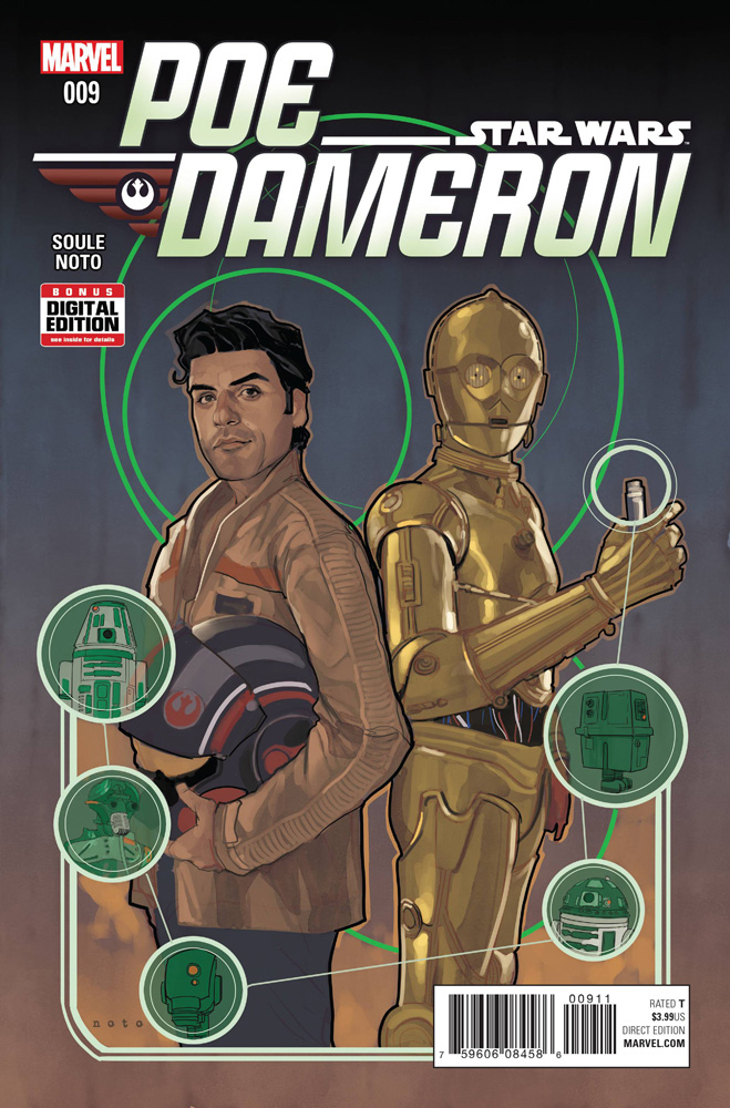 Image: Poe Dameron #9  [2016] - Marvel Comics
