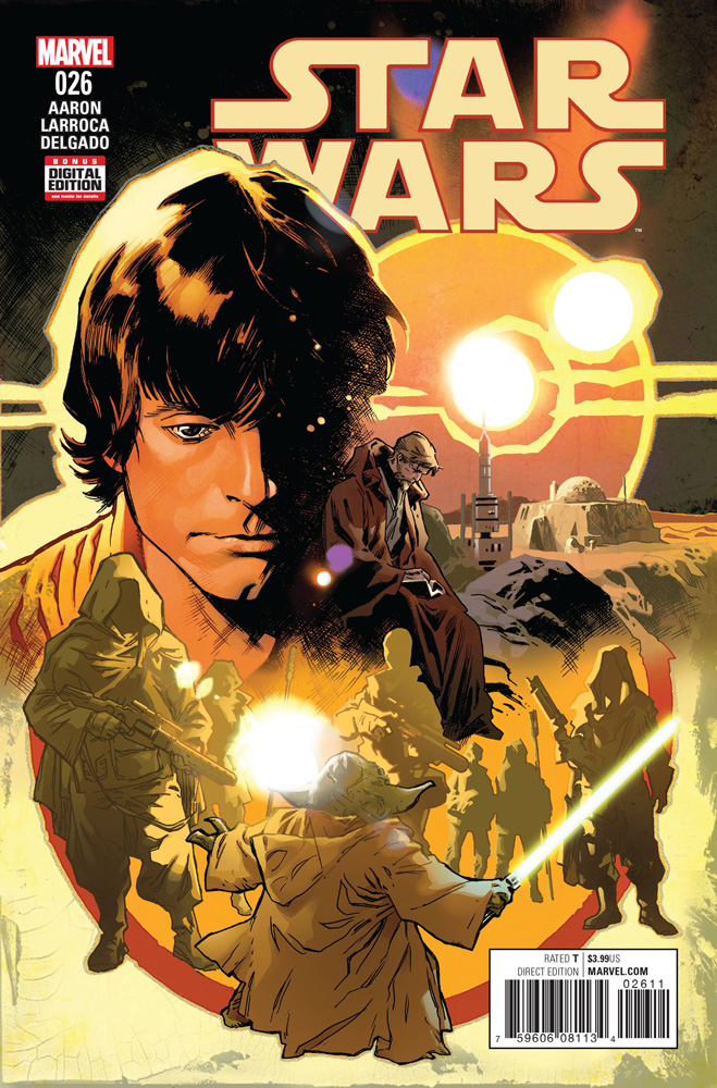 Image: Star Wars #26  [2016] - Marvel Comics