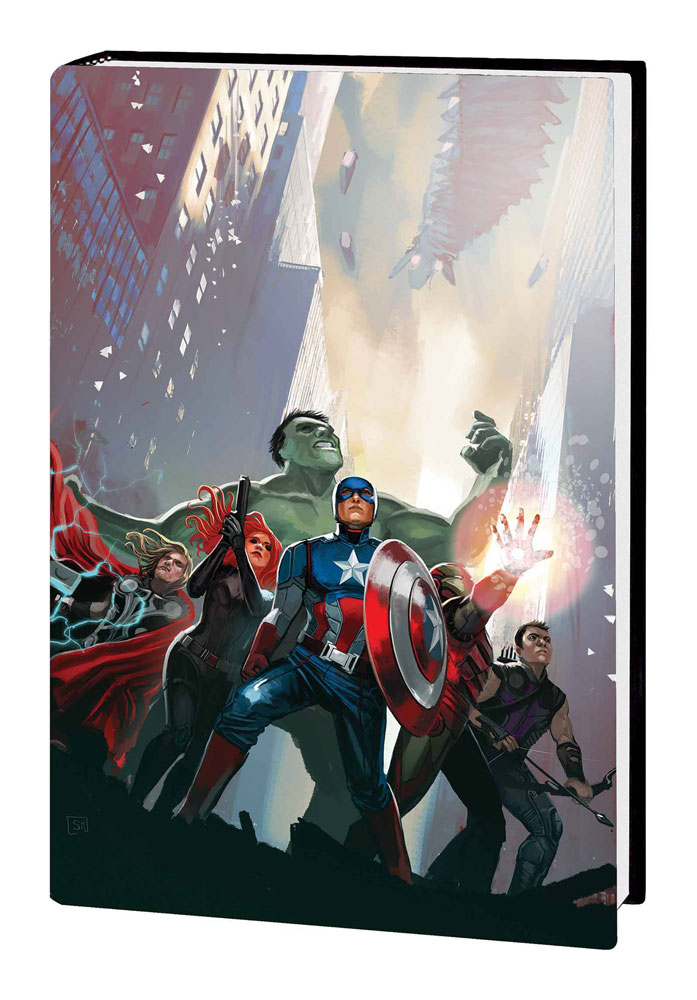 Image: Marvel Cinematic Universe Guidebook: The Avengers Initiative HC  - Marvel Comics
