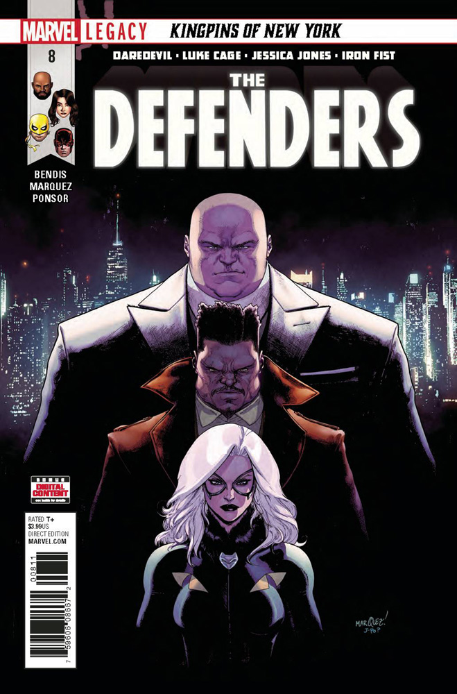 Image: Defenders #8 (Legacy)  [2017] - Marvel Comics