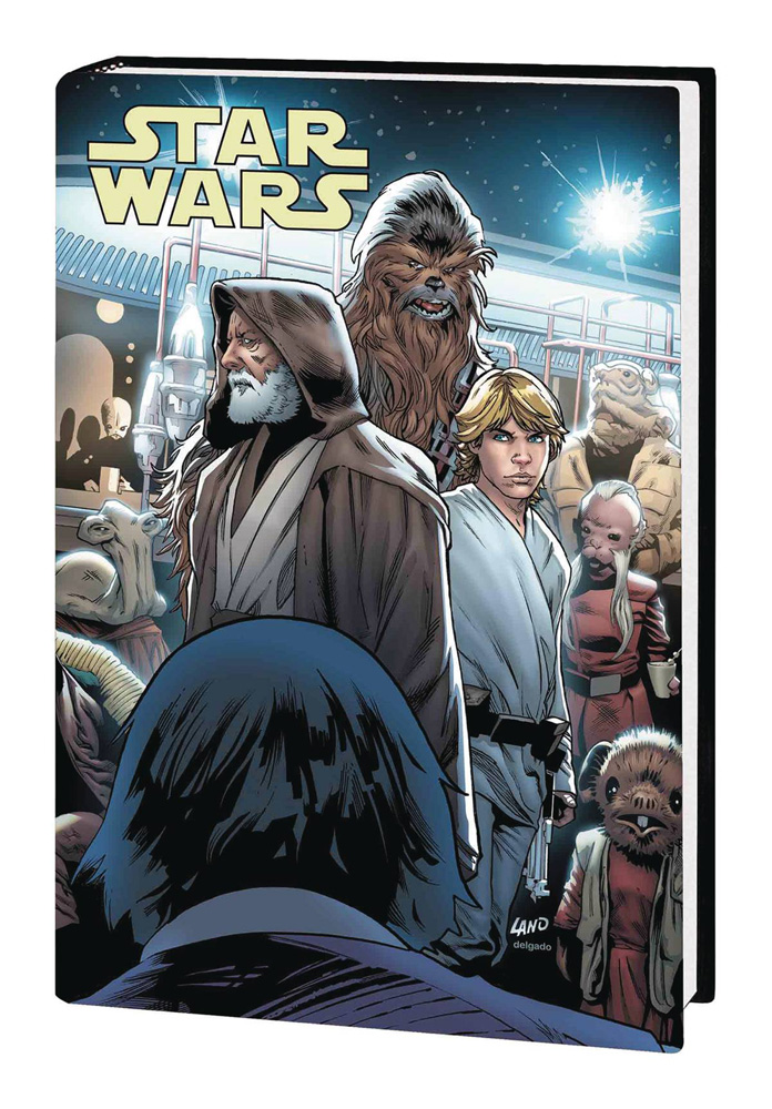 Image: Star Wars: A New Hope - The 40th Anniversary HC  - Marvel Comics