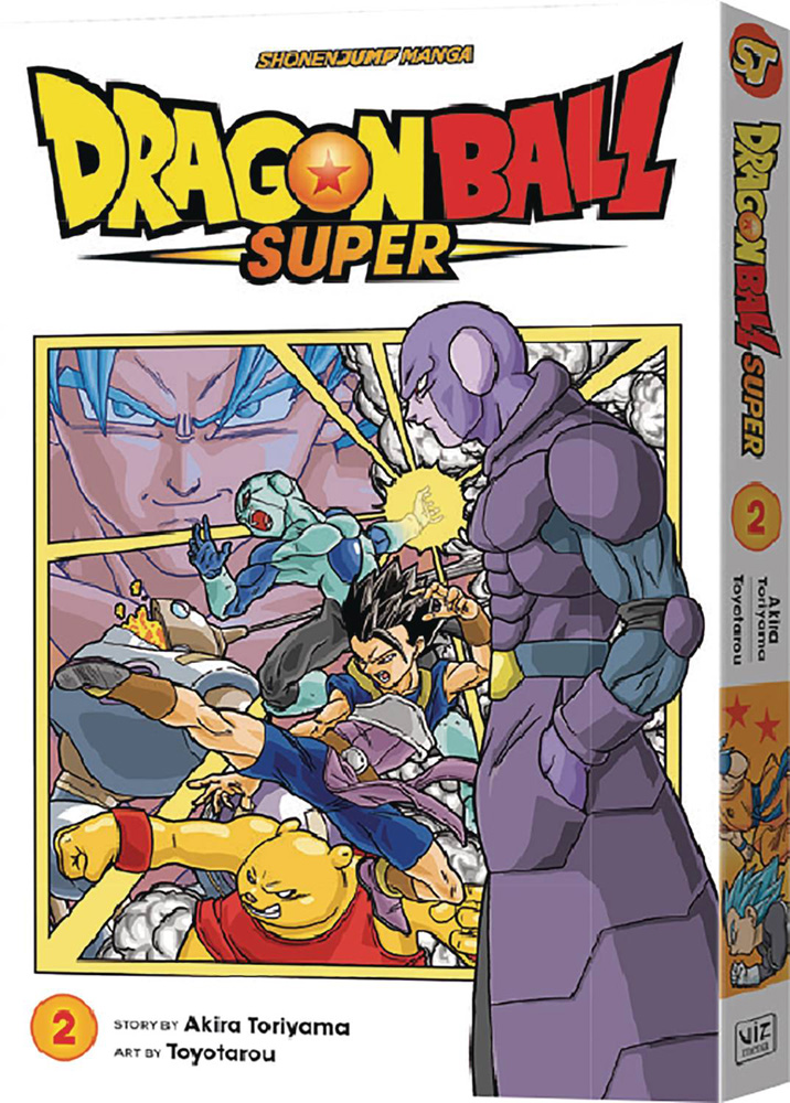 Image: Dragon Ball Super Vol. 02 SC  - Viz Media LLC