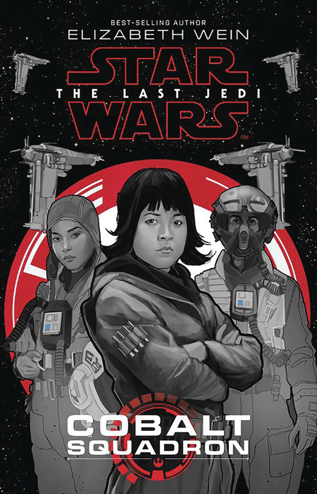 Image: Star Wars: The Last Jedi - Cobalt Squadron HC  - Disney Lucasfilm Press