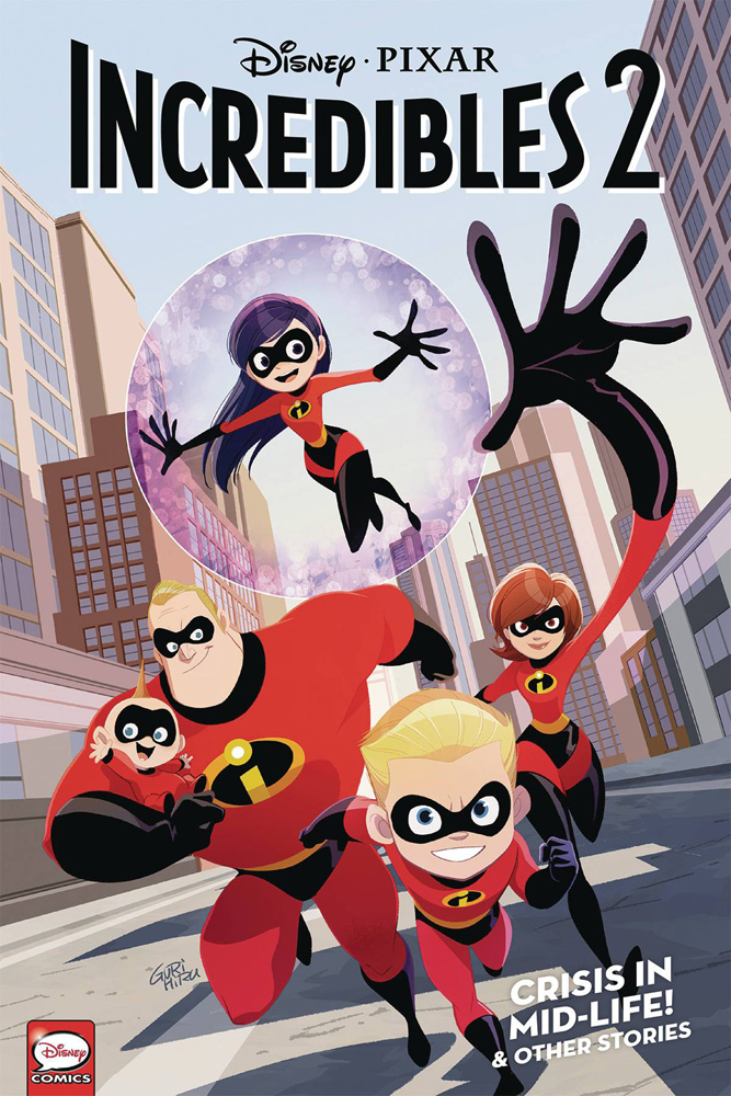 Image: Incredibles 2: Crisis in Mid-Life! & Other Stories SC  - Dark Horse Comics