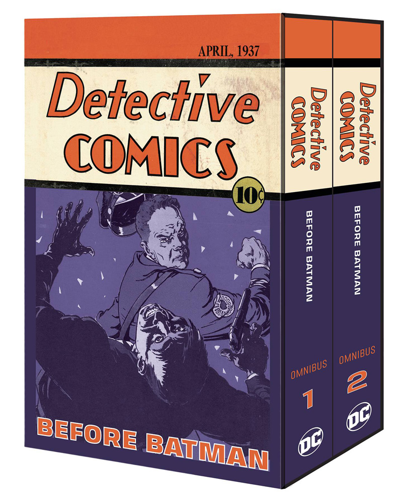 Detective Comics: Before Batman