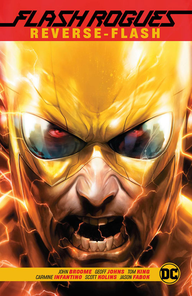 Image: Flash Rogues: Reverse-Flash SC  - DC Comics