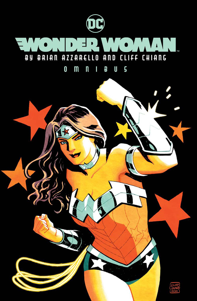 Image: Wonder Woman by Brian Azzarello and Cliff Chiang Omnibus HC  - DC Comics