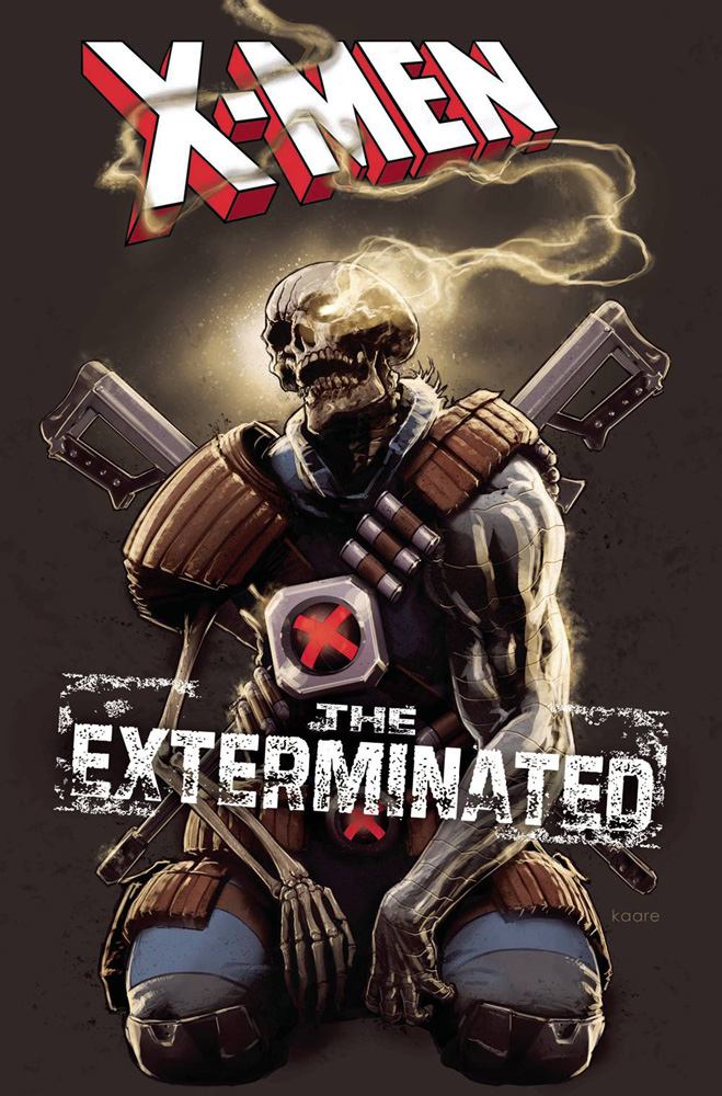 Image: X-Men: The Exterminated #1 (variant cover - Andrews)  [2018] - Marvel Comics