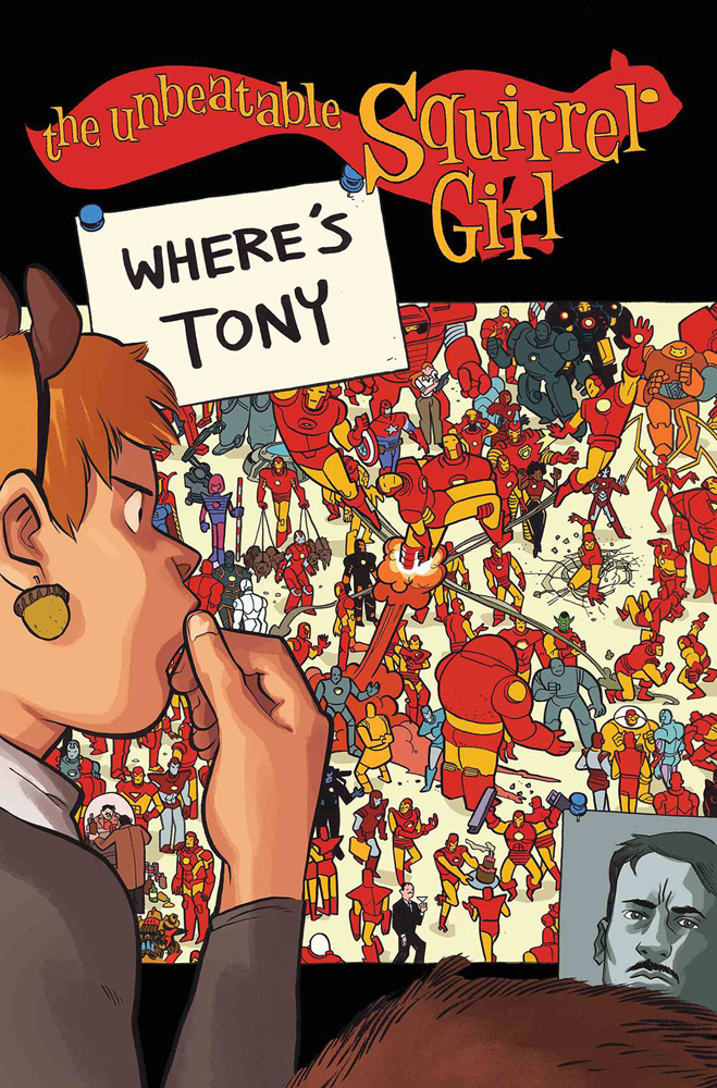 Image: Unbeatable Squirrel Girl #39 - Marvel Comics