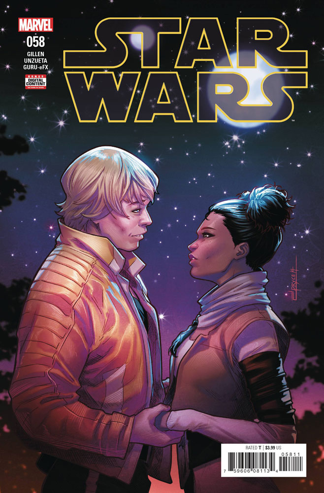 Image: Star Wars #58  [2018] - Marvel Comics