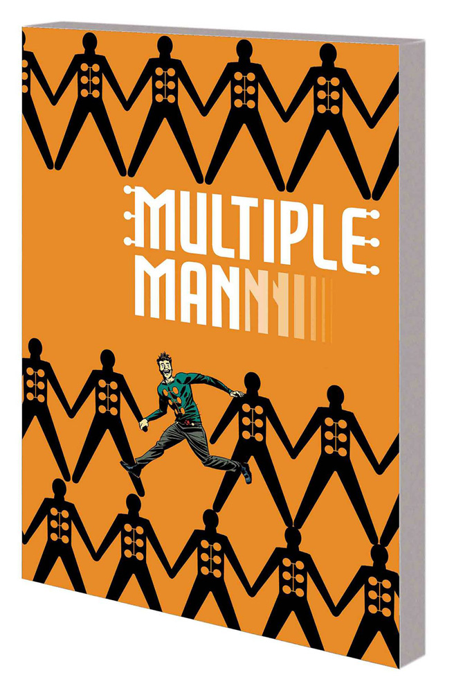 Image: Multiple Man: It All Makes Sense in the End SC  - Marvel Comics