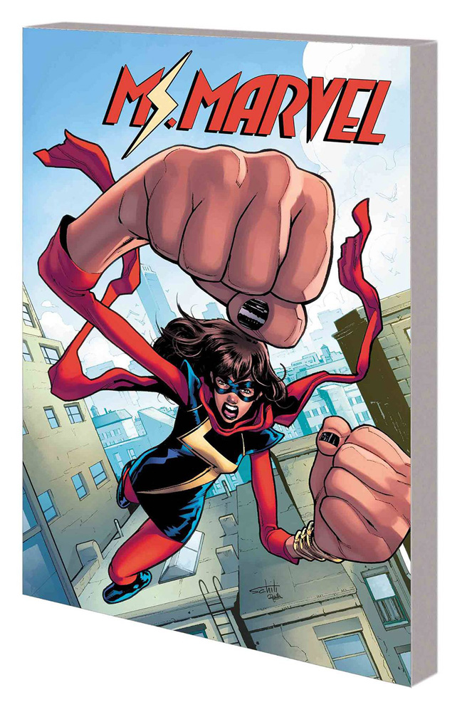 Image: Ms. Marvel Vol. 10: Time and Again SC  - Marvel Comics