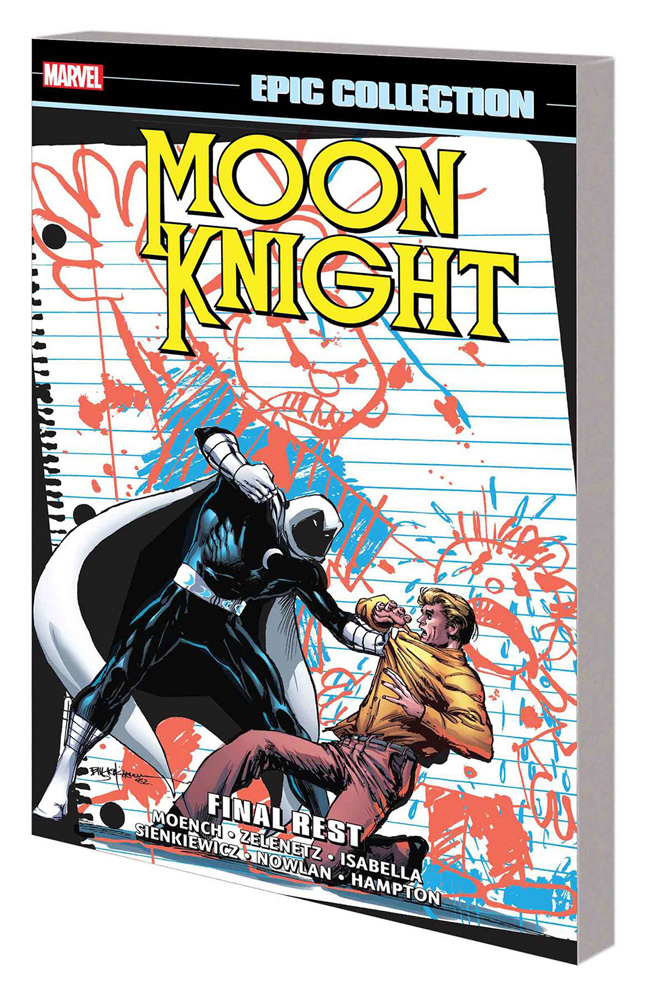 Moon Knight Epic Collection Vol. 3: Final Rest
