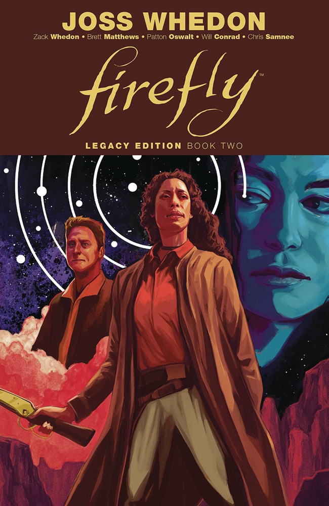 Image: Firefly Legacy Edition Vol. 02 SC  - Boom! Studios