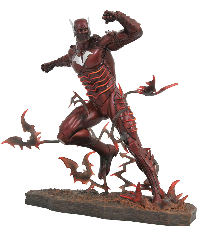 Image: DC Gallery PVC Doirama: The Red Death  - Diamond Select Toys LLC